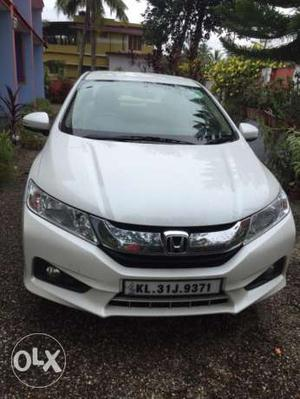 Honda City V,  Excellent condition KM- only