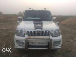 Mahindra Scorpio diesel  Kms Scorpio Lx all full