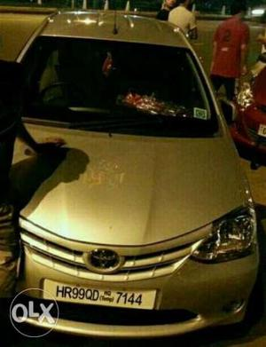 Toyota Etios Liva diesel  Kms, HR26 Gurgaon
