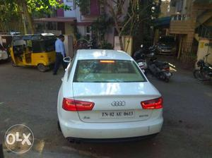 Audi Car A6 for sale at Chennai. Model Price 20lacks, Single
