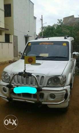 Mahindra Scorpio diesel 14 Kms  year