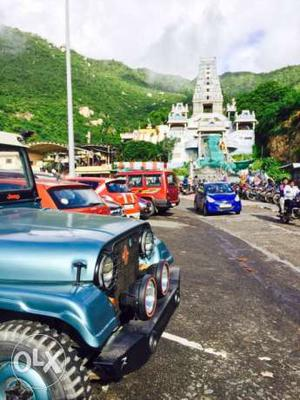 Jeep for sale (Mahindra Jeep mm540)
