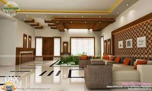 Modern Home Renovation / Decoration works