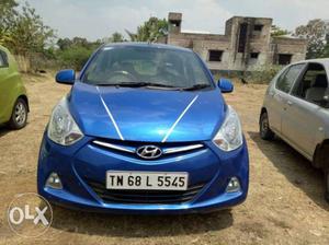 Hyundai Eon sports petrol  Kms