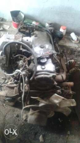 MPFI ISUZU petrol Engine for sale suitable for contessa