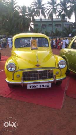 Vintage Morris minor all papers current recently