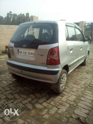 Hyundai Santro Xing cng  Kms