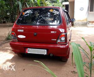 Maruti 800 Ac 5speed