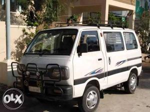 Maruti Suzuki Omni lpg  Kms  model lpg and petrol