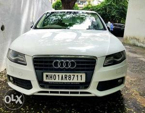 Audi A4 petrol  Kms brand new condition.