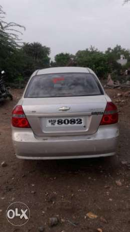 Chevrolet Aveo petrol  Kms  year