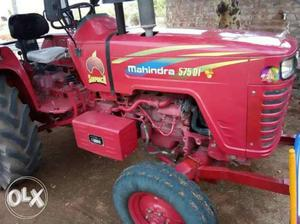 Mahindra tractor only  Kms