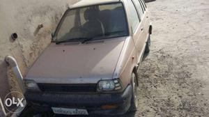 Maruti Suzuki Ertiga petrol  Kms