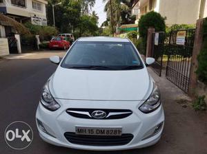 Nov  Hyundai verna diesel  Kms