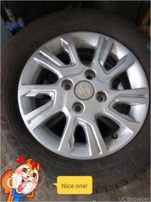 Tata original alloy wheels for sale