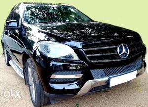 Mercedes Benz Ml 350 Cdi Black For Sale