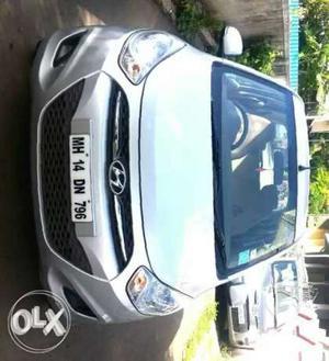 Hyundai i 10 petrol.  Kms  year