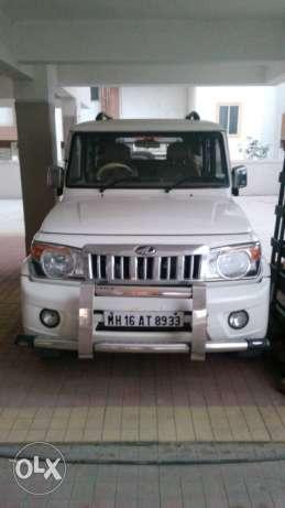 Mahindra Bolero diesel  Kms April  year