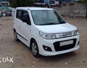 WagonR Lxi  StingRay, Single Owner, Genuine petrol