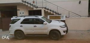 Toyota Fortuner diesel  Kms  Manual