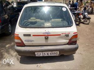 For Godhra Maruti 5 Speed Car