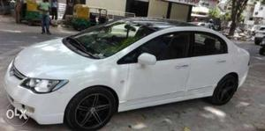 Honda Civic petrol  Kms  year