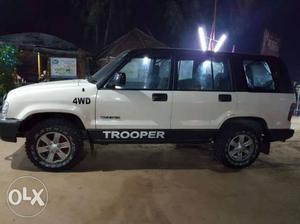 Imported ISUZU TROOPER 4x4 for sale.Validity till