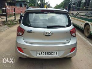 Hyundai Grand I 10 petrol  Kms