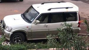 Mahindra Scorpio diesel  Kms  year. Sligtly
