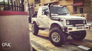 Maruti Suzuki Gypsy king petrol  Kms