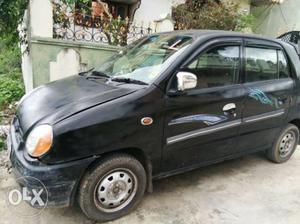 Hyundai Santro lpg  Kms
