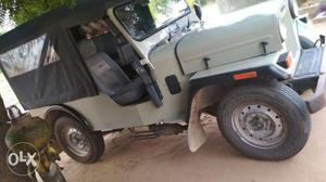 Mahindra Jeep major Others diesel  Kms