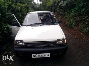 Selling car maruti800 ac