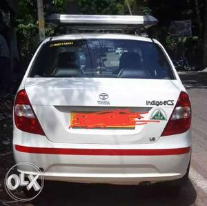 Tata Indigo Ecs diesel  Kms