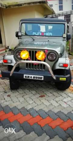 Mahindra Jeep 540 (fully modified in THAR) diesel  year