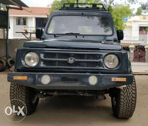 Maruti Suzuki Gypsy diesel  Kms