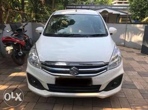 October Maruti Suzuki Ertiga diesel vdi  Kms. Taxi