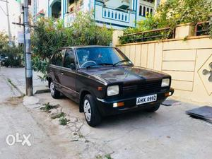 maruti 800 first editionlow roof japanese | Cozot Cars