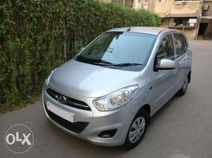 I10 Magna , Single Owner, CNG on RC, UP16 No