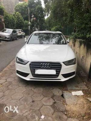 Audi A4 petrol  Kms