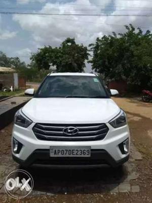 Hyundai creta topend fixed fixed price don't send me