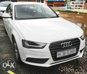 Audi A4 diesel  Kms  year