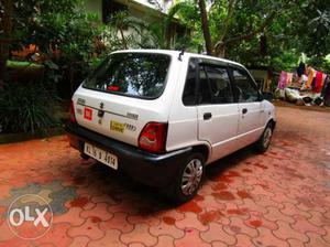 Maruti Suzuki Ac 800 petrol  Kms