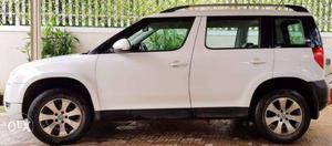 Skoda Yeti diesel  Kms  year