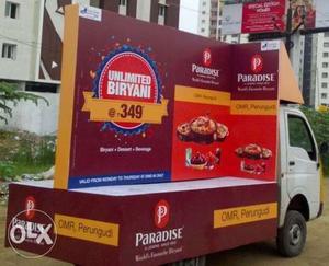 Tata ace for advertising in Hubli Dharwad