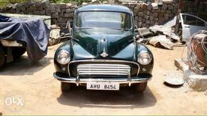 Morris minor (Tiger) fully restored with genuine