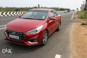 New Gen Verna with Sunroof & Cooled seat sale