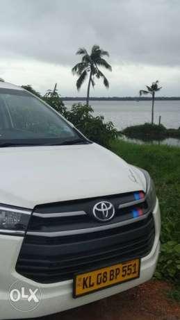 Toyota Innova diesel 80 Kms  year