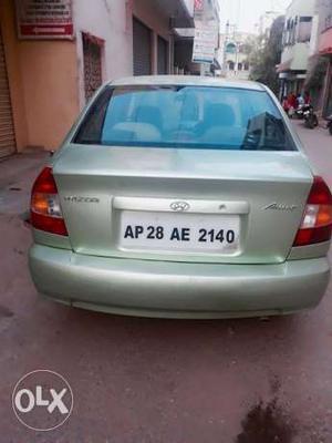Hyundai Accent petrol  Kms