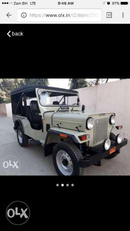 Wanted Mahindra Others diesel  Kms